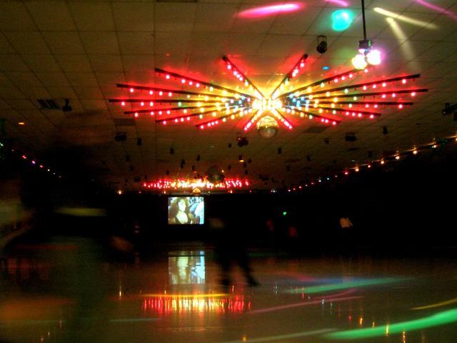 Indoor Skating Rinks West Island