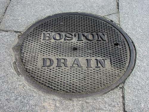 Boston Drain | by maryshoots