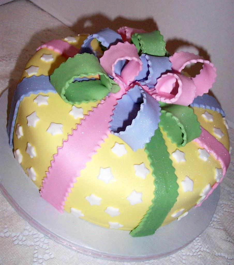 Wilton Cake Baby Buggy