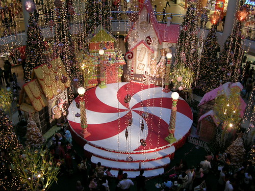 Sl >> candy decoration stage | christmas decoration at mid valley … | Flickr