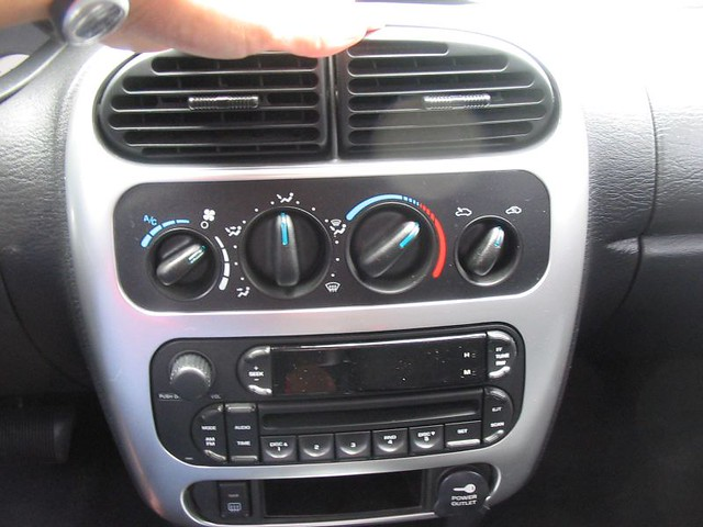 new car interior radio air con heater april spreeman flickr. Black Bedroom Furniture Sets. Home Design Ideas