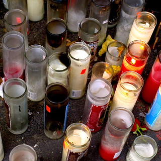 L1006291 memorial candles | by Susan NYC