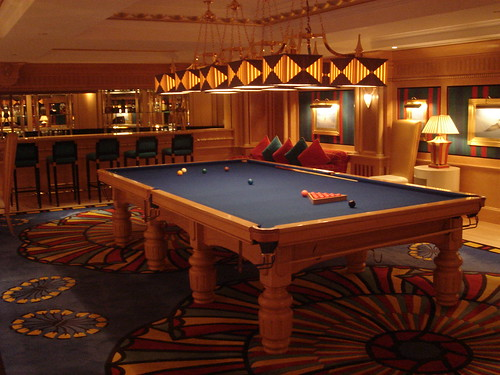 Billiard Room Burj Al Arab The Burj Al Arab Hotel Is An