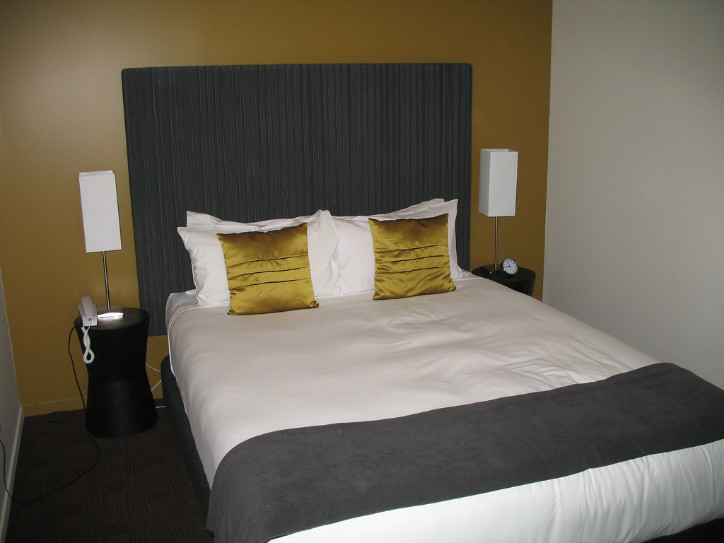 Auckland Hotel Room With Spa