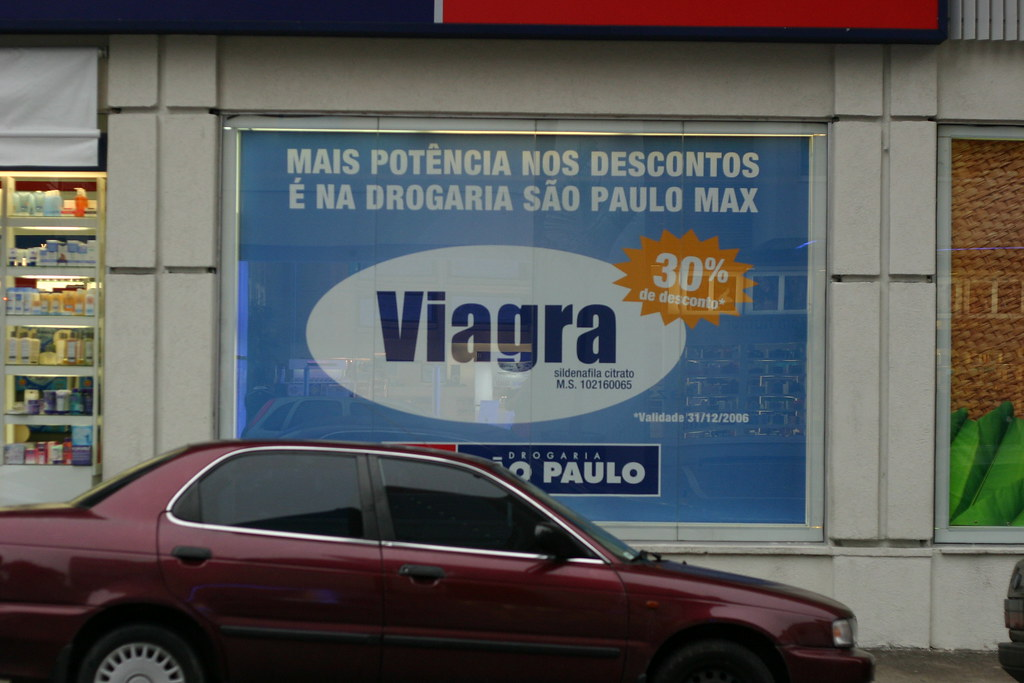 Do chemists sell viagra