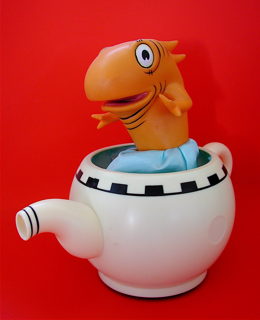 tekky toys cat in the hat toy  talking fish in the pot  20