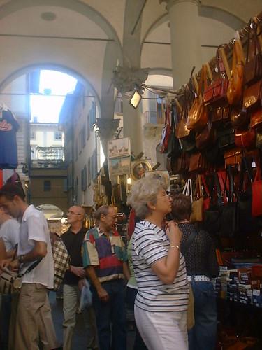 Street Market, Florence