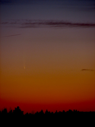 Comet McNaught #2. Wanderers | by V31S70