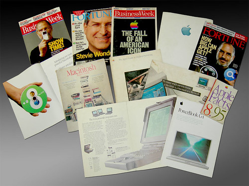 Apple & Mac Print Material from the Past | by Pinot & Dita