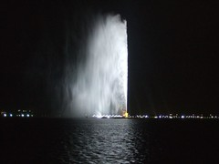 Admire the King Fahd's Fountain - Things to do in Jeddah