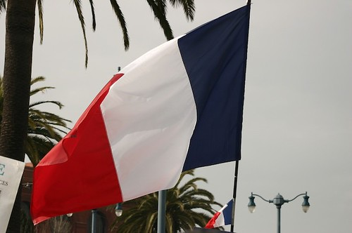 French flag | by protohiro