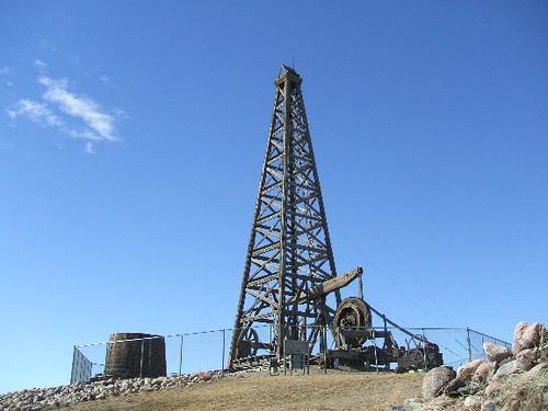 Torre De Petroleo Antiga Torre De Extra 231 227 O De Petr 243 Leo
