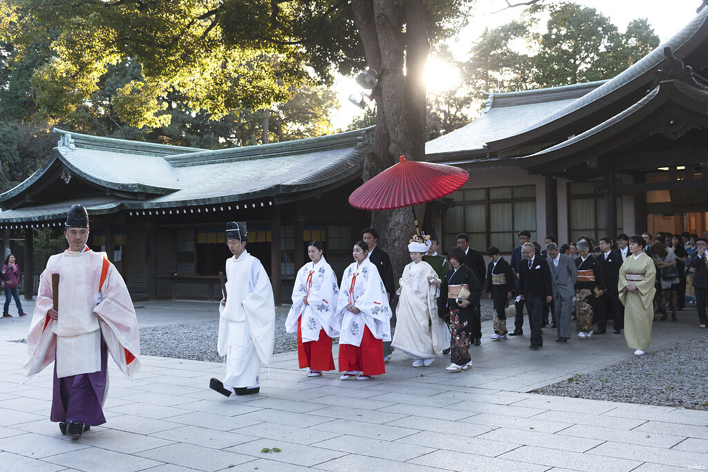 lavlilacs Japan Tokyo Meiji Shrine wedding