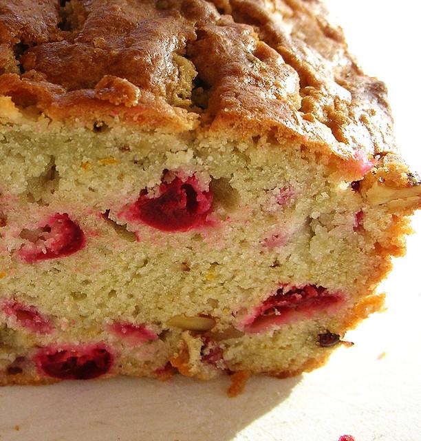 Image result for orange cranberry bread
