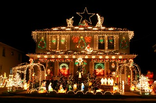 Christmas House 2 | by vladdythephotogeek