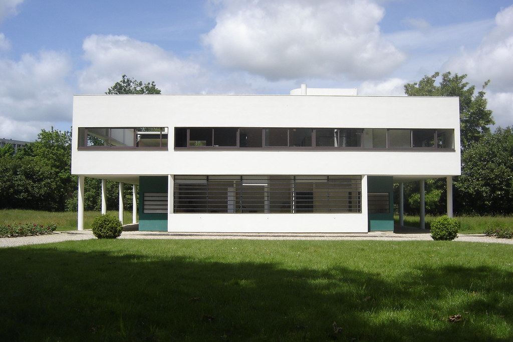 Villa Savoye :: Le Corbusier | If you intend to use this on … | Flickr