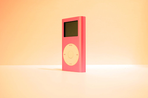 iPod mini light | by Victor Svensson