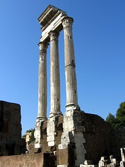 Temple of Castor and Pollux | by OliverN5