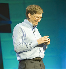Bill Gates at CES 2007 | by Domain Barnyard