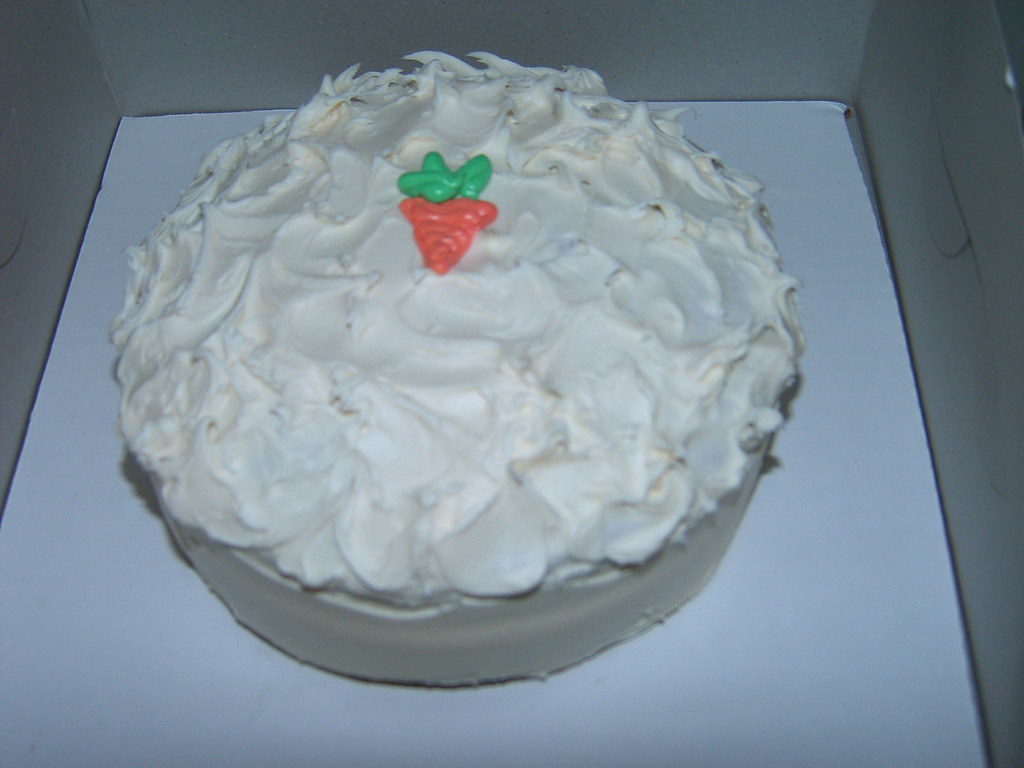 Layer Carrot Cake Sydney Order