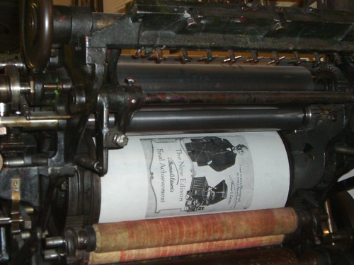 Printing Press | by Gastev