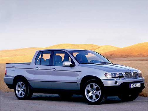 Bmw X5 Pick Up Coooooooool Rashed Alfalasi Flickr