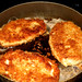Panko crispy chicken schnitzel