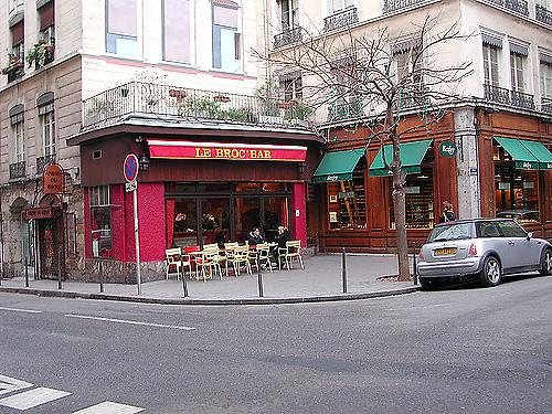 broc bar terrace lyon lyon 1er rue lanterne flickr