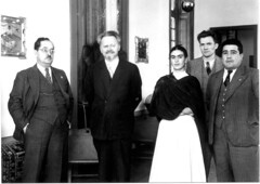 Frida, Trotsky and my Great-Grandfather | by paulstapleton