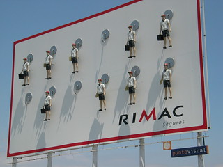 Creative Rimac Billboard en route to Asia Beach | by natemills