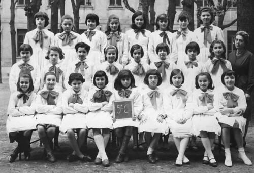milano scuola elementare 1963 64