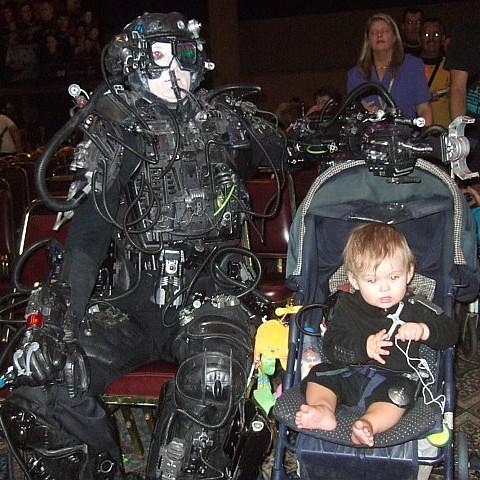 Baby Borg - Star Trek Voyager Fan Art (30941262) - Fanpop  |Borg Baby