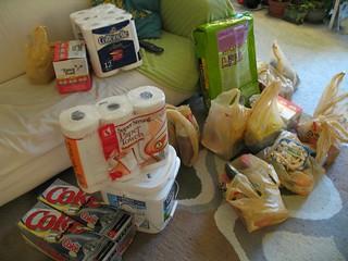Bulk Food Delivery Service