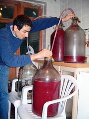 Home Wine Siphon