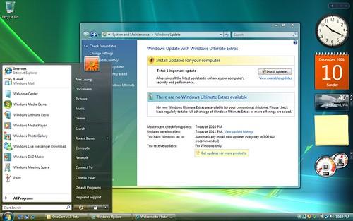 Windows  Build  Update
