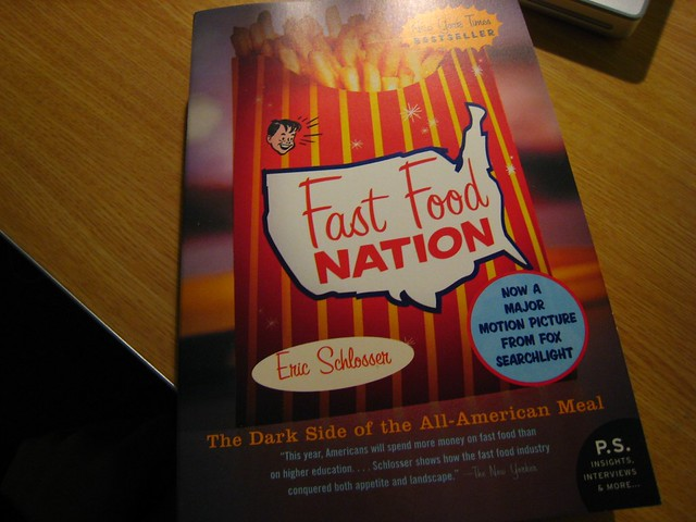 Fast Food Nation Afterword Summary