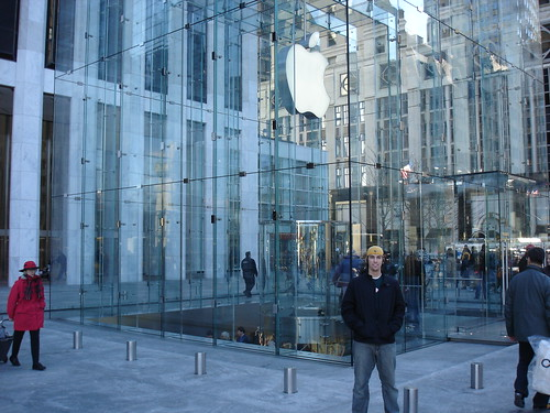 5th Ave Apple Store | by Paul Stamatiou
