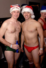 021- Santa Speedo Run 2006