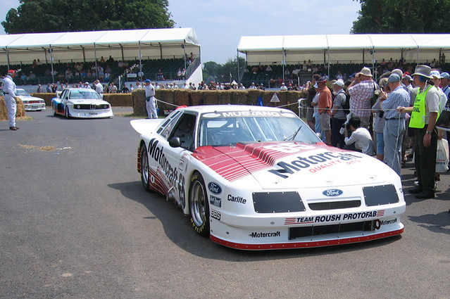 Ford Mustang Roush >> 1985 Ford Mustang GTO | Roush Racing's IMSA Championship win… | Flickr