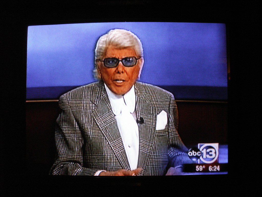 marvin zindler yes he is still going strong after all