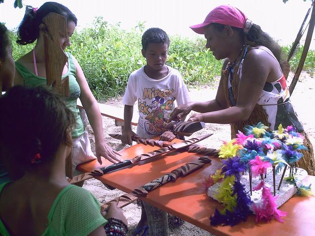 Aparador De Pelos Wahl É Bom ~ Artesanato dos indios Pataxó Flickr Photo Sharing!