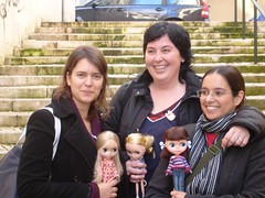 Me, Janapha and Miss Blythe | by Piggy Forever
