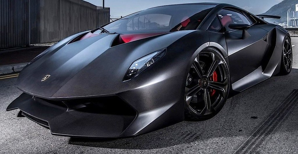 4273 Lamborghini Sesto Elemento Anche Custom Unknow Sour Flickr