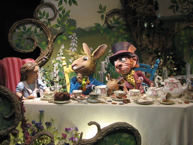 3d alice in wonderland gets fucked by the rabbit - 3 8