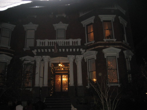 Old Funeral Home - Now...