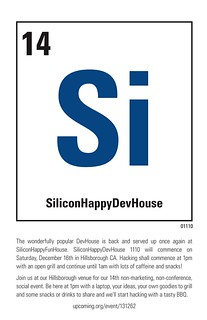 SiliconHappyDevHouse | by factoryjoe
