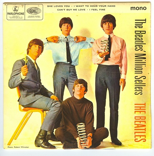 "The Beatles Polska: Ukazuje się EP pod tytułem ""The Beatles Million Sellers"""