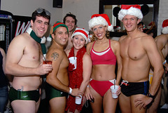 007- Santa Speedo Run 2006