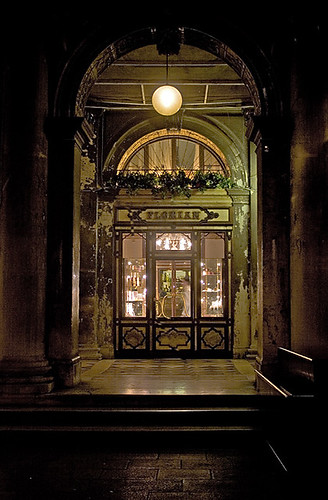 Rita Crane Photography: Caffe Florian at Night, Venice | by Rita Crane Photography