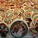 Nurenberg Christmas market - painted lebkuchen